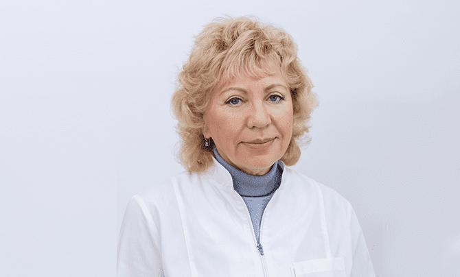 Русанова Светлана Викторовна