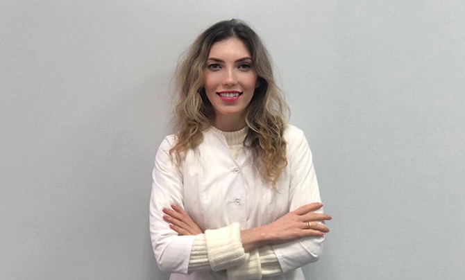Коротич Вероника Сергеевна